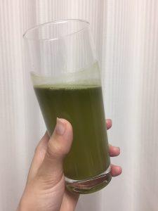 めっちゃたっぷりフルーツ青汁とファスティング