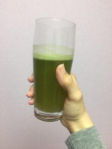 ファスティングで使っためちゃフル青汁